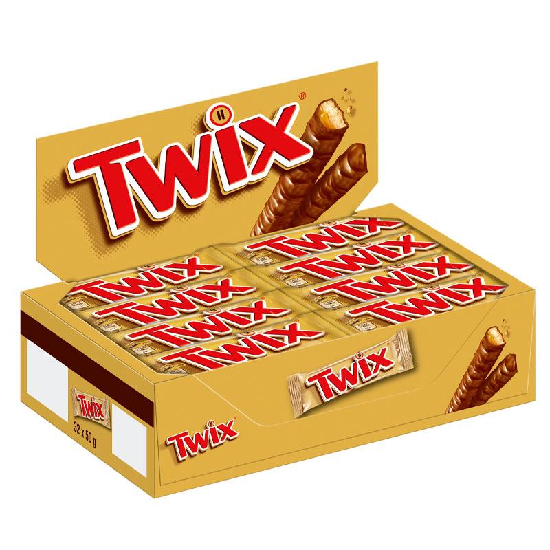 Twix 32 Stück
