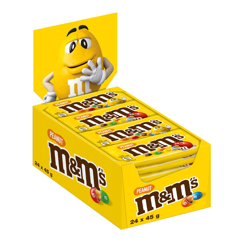 M&M'S gelb 20 Stück