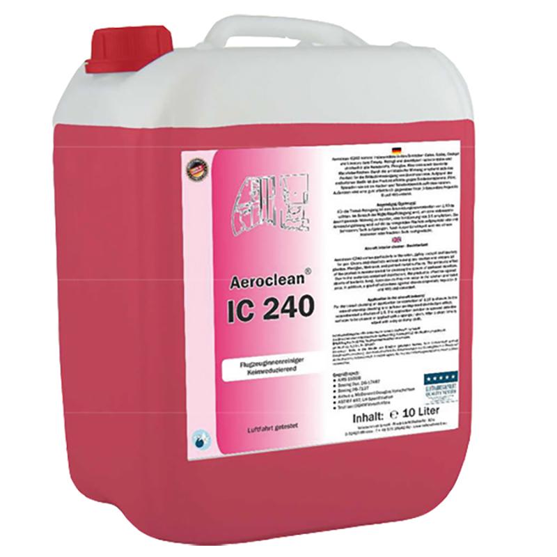 Schnelldesinfektionsmittel IC 240