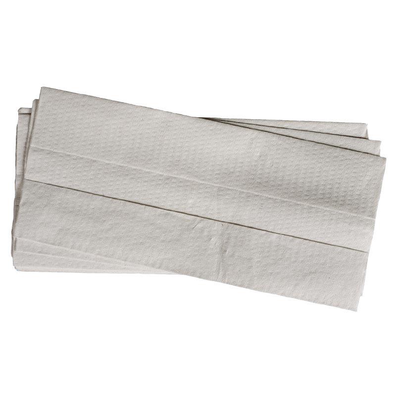 Falthandtücher grau, Inhalt 5000 Stück
