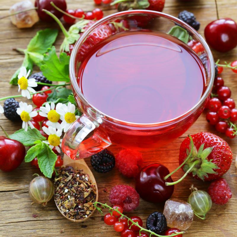 Früchte Tee Goldmännchen, 25 Portionsbeutel