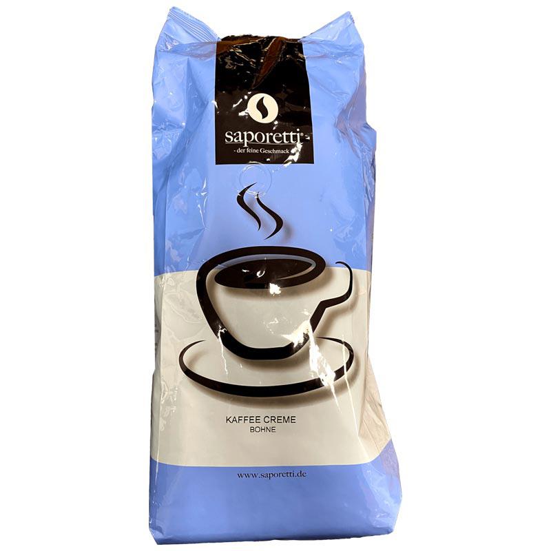 Kaffee Creme Bohne Saporetti Standard