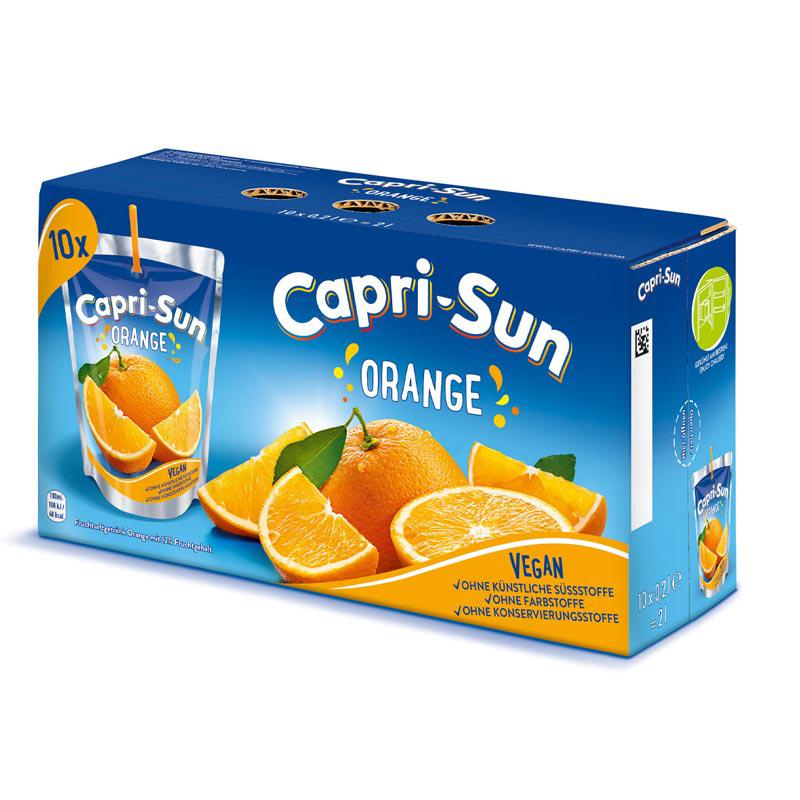 Caprisun Orange 10x0,2l
