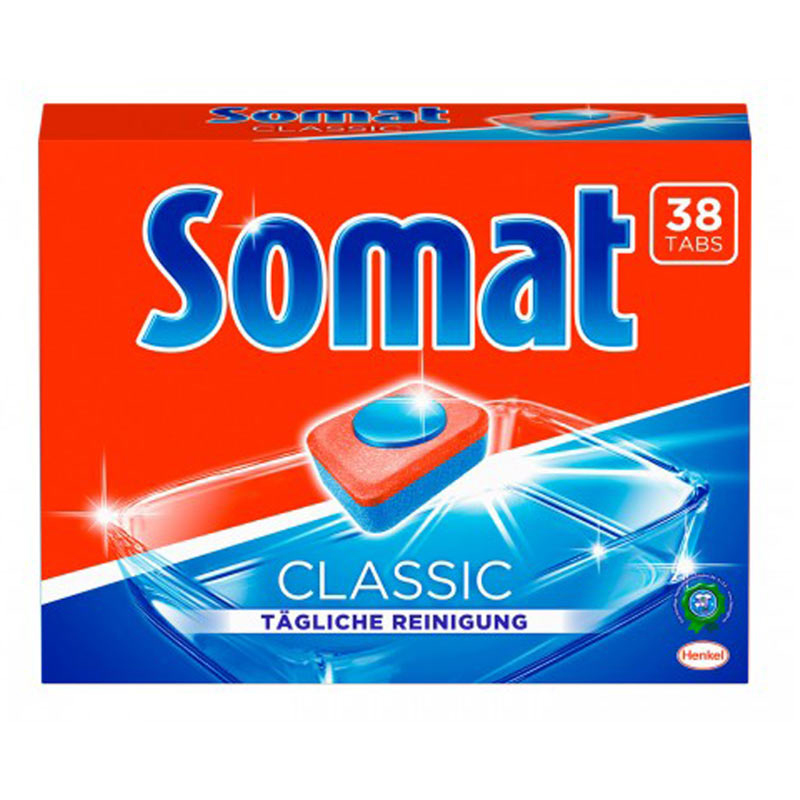 Somat Spültabs