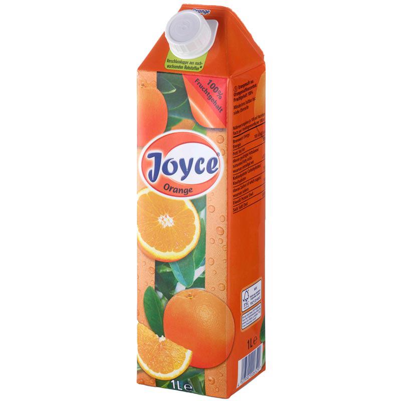 Orangensaft Wesergold, 1 Liter
