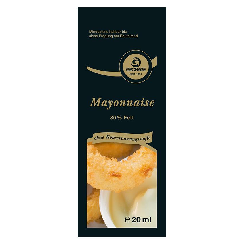 Mayonnaise Port. 150 x 20 ml