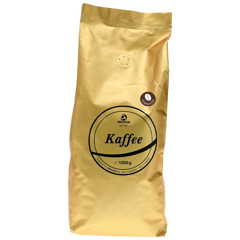 Kaffee gemahlen GH EM, 1 KG