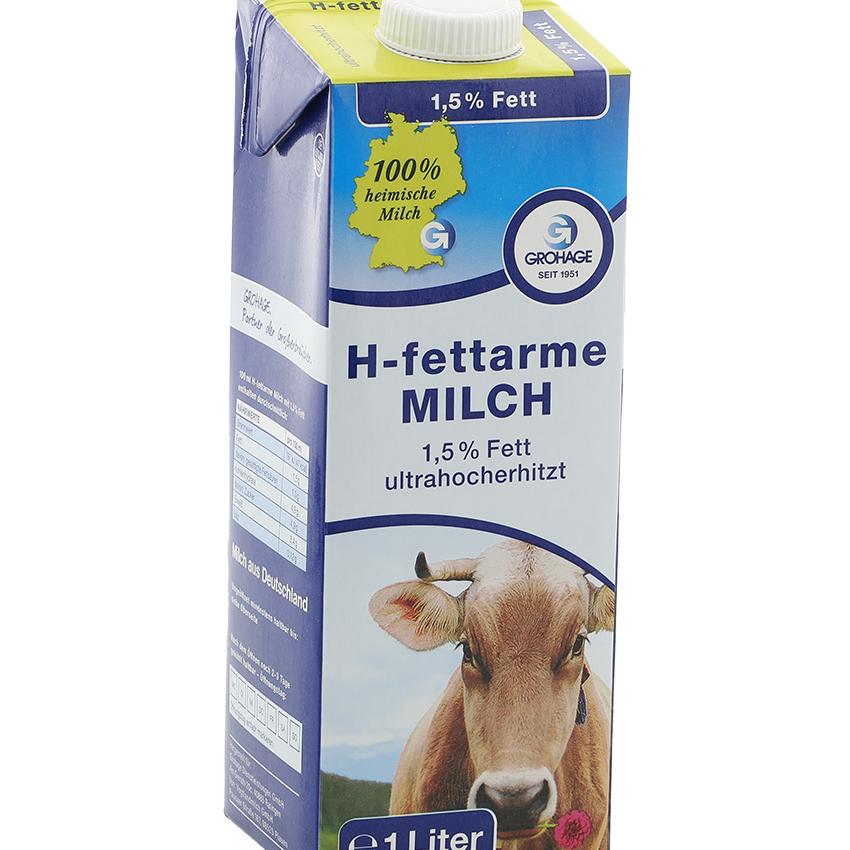 H-Milch 1 Ltr. 1,5% Fett GH EM