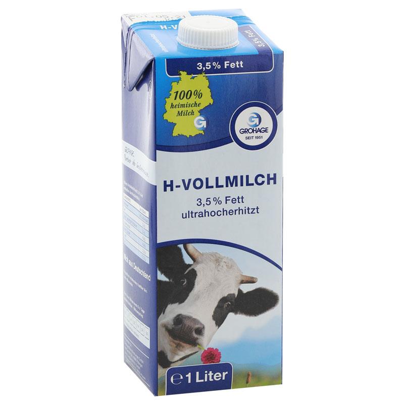H-Milch 1 Ltr. 3,5% Fett GH EM